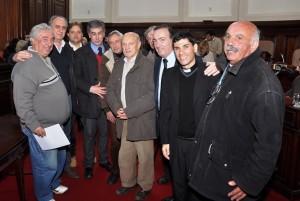 El Concejo se mostró a favor de la reactivación del ramal que une a la Ciudad con Brandsen