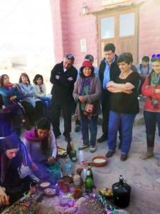 Los caminos de Mariotto: Massa, Insaurralde y la Pachamama