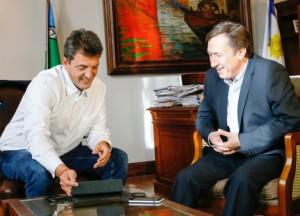 Salto confirmado en el mapa político: Bevilacqua ya es massista