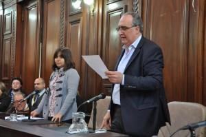 """El Concejo reconoció la restitución del nieto de Carlotto y lo consideró una """"reparación histórica"""""""