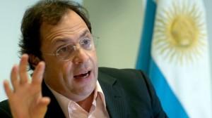 Giustozzi rechazó a Insaurralde y aseguró que le gana a De Narváez en las PASO