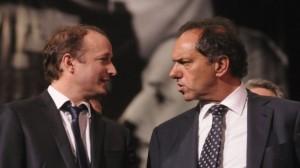 """Scioli se juntó con Insaurralde: """"no se habló de política"""""""