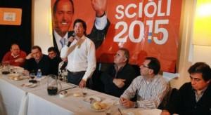 Insaurralde le dio la espalda al sciolismo en Lomas de Zamora