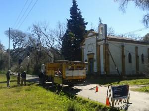 EDELAP ejecutó un plan de obras para mejorar el suministro en la Ciudad