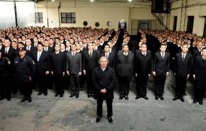 """Granados, decidido a """"enterrar a la Bonaerense"""" con la Policía Local"""