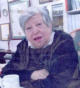Carta de Chicha Mariani a su nieta, Clara Anahí