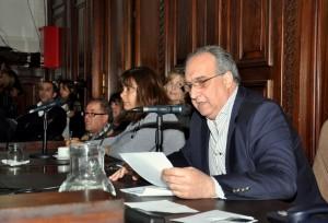 El Concejo Deliberante recordó al juez federal Manuel Blanco