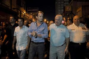 El intendente de Lomas de Zamora aseguró que Insaurralde no se fue del FPV
