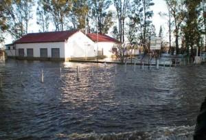 En la Provincia ya hay unas 250 escuelas rurales afectadas por las inundaciones