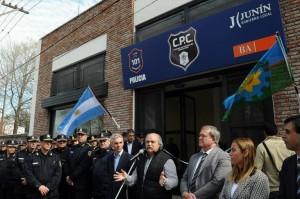 Junín se sumó a los municipios massistas que ya adhirieron a la Policía Local