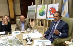 Inundaciones: la Provincia decretó la emergencia en 54 distritos