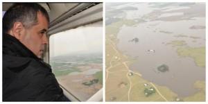 La Provincia declarará la emergencia agropecuaria para Necochea