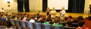 """Presentaron """"Invisible"""", un documental sobre igualdad e integración"""