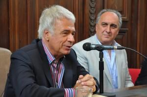 De la Sota visitó La Plata y fue declarado Huésped de Honor por el Concejo