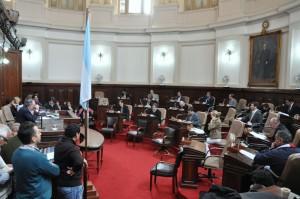 El Concejo analiza una presentación judicial para reclamarle la Tasa de Capitalidad a la Provincia