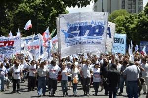 La CTA prepara una movilización en rechazo al Presupuesto presentado por Scioli