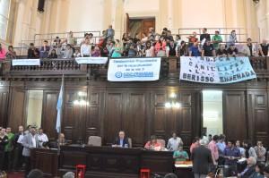 Avanzan en el Concejo iniciativas para rezonificar zonas para el Procrear