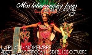 """Realizan la segunda edición del """"Miss Latinoamerica Trans"""" en La Plata"""