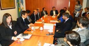 Hay acuerdo por el tema de los residuos urbanos en la Región Capital