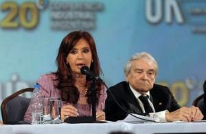 La Presidenta anunció cambios en Ganancias y desinfló el paro