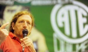 """Para ATE, Vidal está """"especulando"""" con el pago de aguinaldos"""
