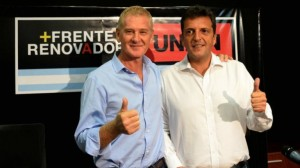 "De Narváez quiere a Cristina en la boleta del FPV porque ""es garantía de que van a perder"""