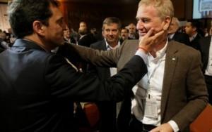Tras acordar con Massa, De Narváez lanza su candidatura en la Provincia