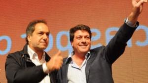 Scioli y Mariotto se llenaron de elogios