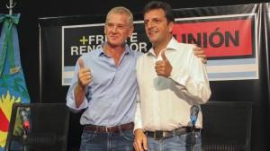 De Narváez pisa fuerte en el massismo y suma apoyos de intendentes
