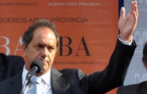 Scioli cree que la unión entre Macri y Carrió lo fortalece