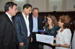 El Concejo tuvo una sesión extraordinaria para recordar a las víctimas de la dictadura