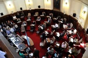 Homenaje en el Concejo por el Día del Trabajador