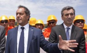 """Scioli desacreditó a Randazzo: """"Mi cara a cara es con Macri"""""""
