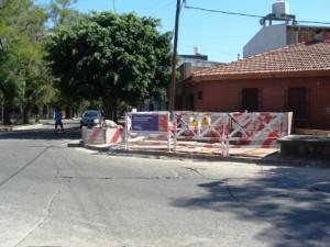 Edelap ejecuta trabajos de ampliación de la red eléctrica en la Ciudad