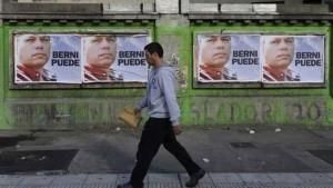 """""""Berni puede"""", el slogan del lanzamiento del secretario de Seguridad en la Provincia"""