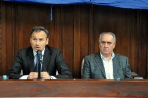 Bruera abrió un nuevo periodo de sesiones en el Concejo