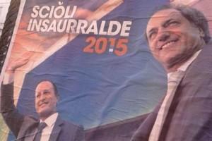 Insaurralde refuerza su campaña mientras le siguen lloviendo críticas K