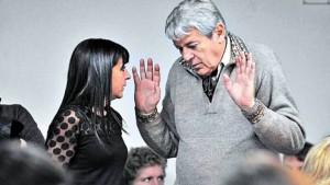 El ultrakirchnerismo nuevamente respaldó a Scioli tras las críticas de Randazzo
