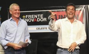 """""""Con Massa somos los únicos que ya le ganamos al kirchnerismo y lo vamos a volver a hacer"""""""