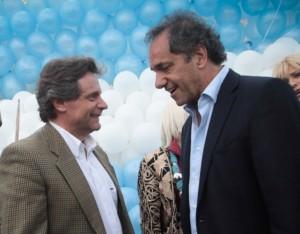 Pulti busca su tercer mandato en Mar del Plata y se la juega por Scioli