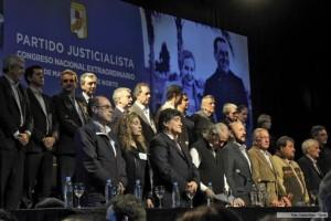 El PJ protege candidatos y habilita la integración de frentes