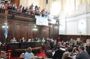 El Concejo avaló la ejecución de obras para extender la red de gas en el Gran La Plata