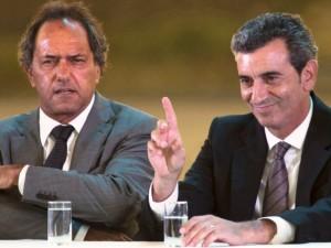 Randazzo desafió a Scioli a un debate cara a cara en la TV pública
