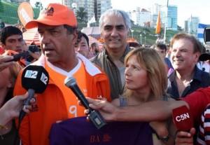 """Scioli impuso el """"baño de humildad"""" a los suyos: bajó a Montoya y a Álvarez Rodríguez"""