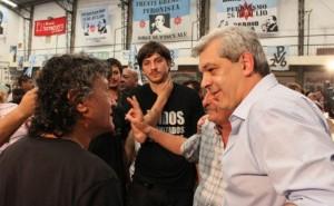 """Domínguez también elogió a La Cámpora: """"es la mejor expresión organizada de los jóvenes"""""""