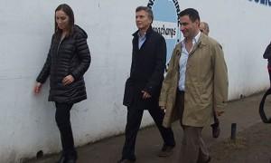 Macri le pone la cara a la campaña del PRO en la Provincia