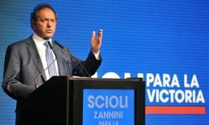 Scioli va de nuevo: busca ser candidato presidencial en 2019
