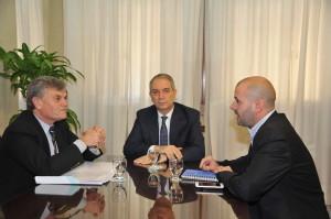 Honores y Alak avanzan con el plan de mediación comunitaria
