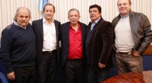 Con el lanzamiento de Zúccaro, la dupla Domínguez-Espinoza suma intendentes
