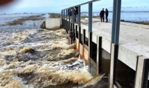 El drama de la inundación enfrenta a Dolores con Pila y Castelli
